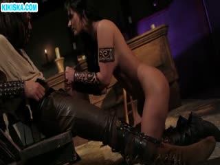 Скриншот Геракл страстно трахает в задницу Зену