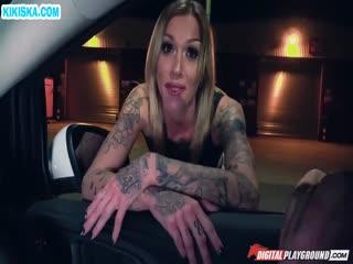 Скриншот Подвез неформалку и был награжден сексом
